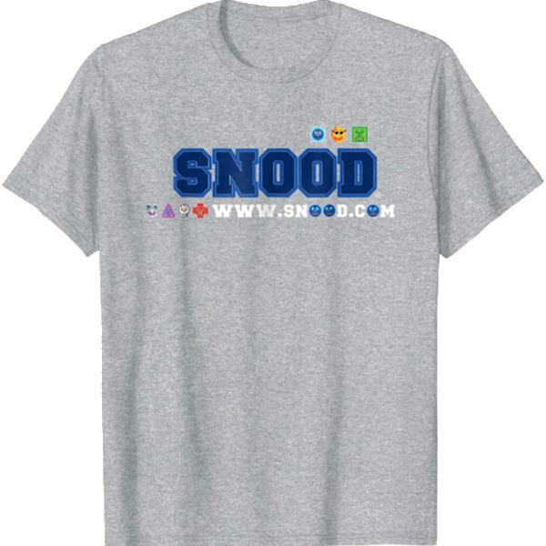 Snood Collegiate T-Shirt